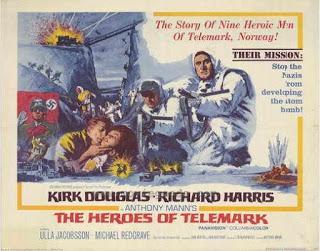 #2,571. The Heroes of Telemark (1965) - The Films of Kirk Douglas