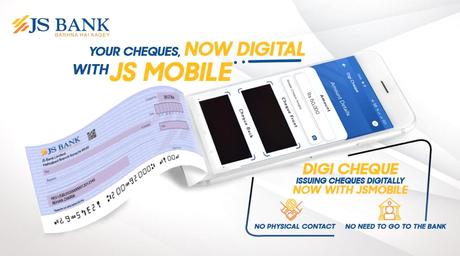 JS Bank Digital Cheque Service