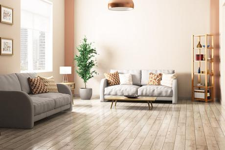 What Flooring is Ideal for a Chaotic Home?