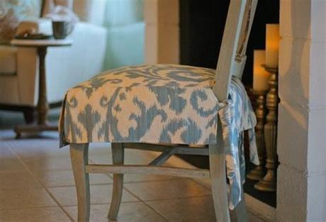 Flower printing chair covers elastic seat cover for wedding dining room office hot sale polyester spandex sofa chair cover. Fabric Seat Covers for Dining Chairs - Home Furniture Design
