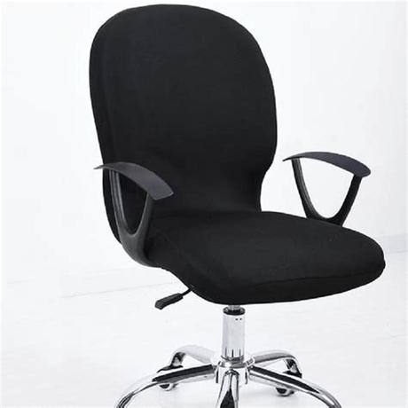 Purchasing chair covers can be expensive, especially if you have an entire set of chairs to cover. Elastic Office Chair Covers Seat Covers for Computer ...