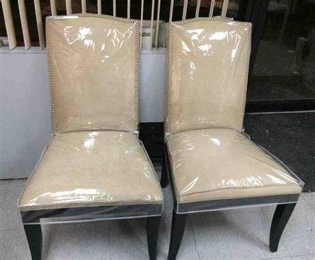 Check out our chair covers selection for the very best in unique or custom, handmade pieces from our home & living shops. Plastic Dining Room Chair Covers - Decor Ideas