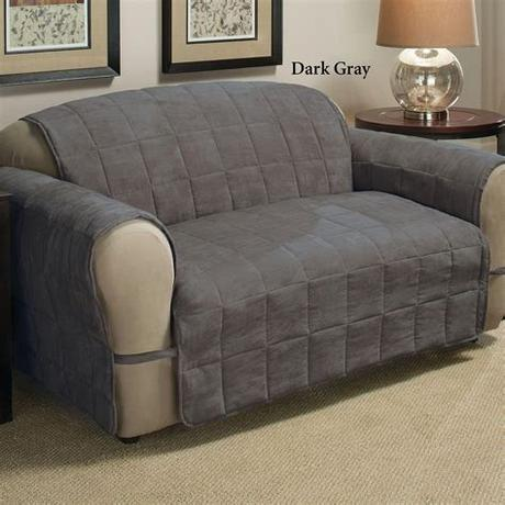 The sofa cover is a piece of durable fabric that lines the surface of your sofa and forms a layer of the best dog couch cover is purefit reversible quilted dog sofa cover. 20 Collection of Pet Proof Sofa Covers   Sofa Ideas