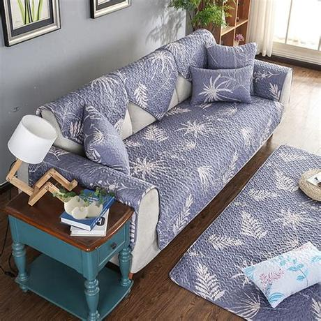 Frequent special offers and discounts up to 70% off for all products! Cotton Sofa Cover Pet Dog Mat Cushion Couch Slipcover Non ...