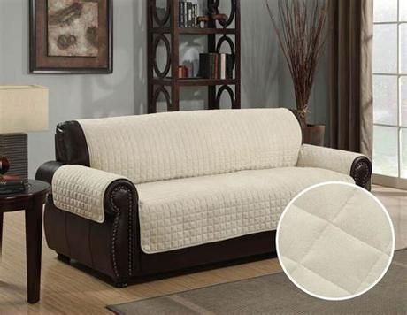 When buying a tv stand up, ensure that it is the appropriate dimensions to your television. QUILTED MICRO SUEDE PET DOG COUCH SOFA FURNITURE PROTECTOR ...