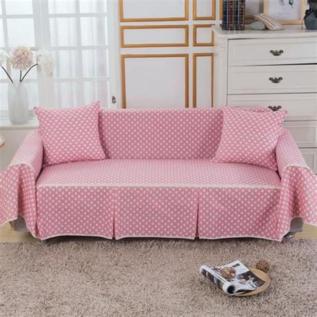 Needed for great your homes with kids, babies, and pets. 1-4 Seat Sofa Covers Couch Slipcover Cotton Blend Pet Dog ...