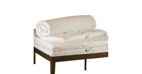 Plushbeds 3″ 100% natural talalay latex mattress topper. Latex Mattress Australia Latex Mattress Topper ...