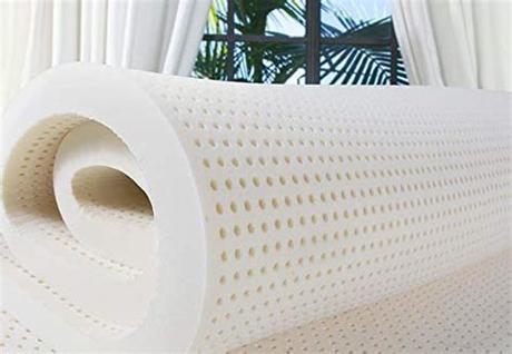 Plushbeds 3″ 100% natural talalay latex mattress topper. Latex Mattress Topper - The Best Products for 2020 ...