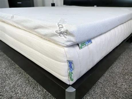 Ever craved for comfortable sleep in your bed? Sleep On Latex Mattress Topper Review   Sleepopolis
