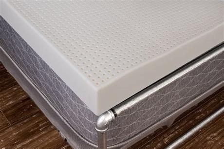 Latex Mattress Topper Reviews : Buy Giselle Bedding 7 Zone Pure Natural Latex Mattress ... : Latex is considered highly durable, and toppers made from latex have exceptionally long lifespans compared to toppers made from.