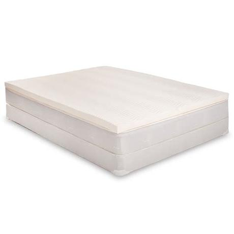 The product has ranked first on this review, as the topper comes with many therapeutic benefits. eLuxury Supply Natural Latex Mattress Topper & Reviews ...