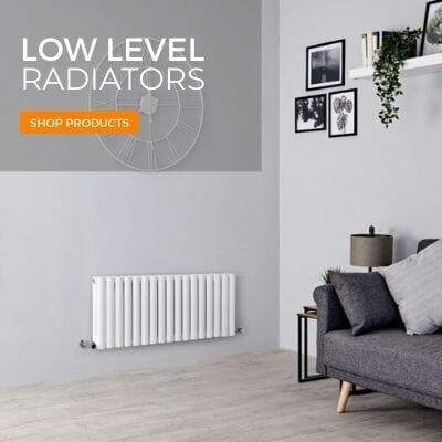 shop low level radiators