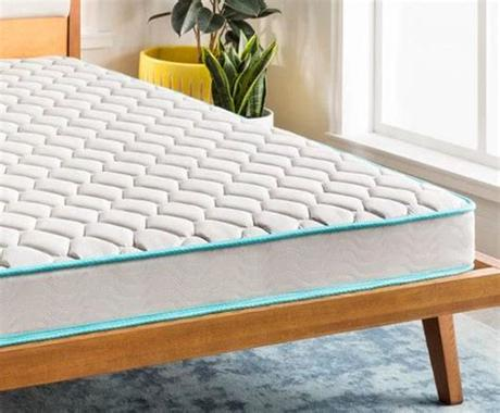 There must be space between the mattress' top and the guard rail. Best Bunk Bed Mattresses Reviews 2019 | The Sleep Judge