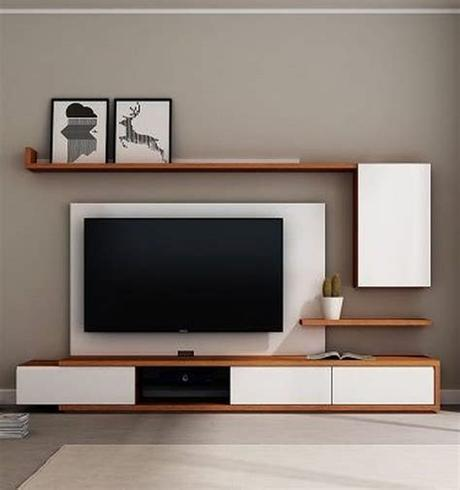 Wiki researchers have been writing reviews of the latest television the 10 best tv stands. 49 Affordable Wooden Tv Stands Design Ideas With Storage ...