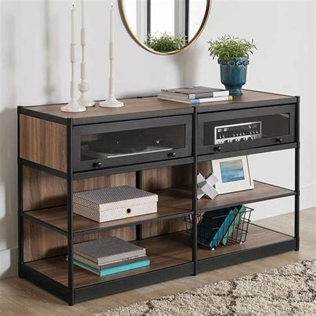 Shop tv stands and entertainment centers. Home | Oak finish, Credenza tv stand, Affordable furniture