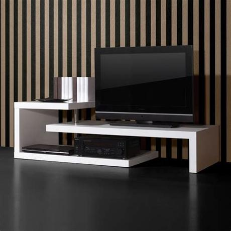 This makes it look and feel much more expensive than other cheap tv stands, while still maintaining an affordable price tag. Affordable TV Stands Furniture IN Fashion UK