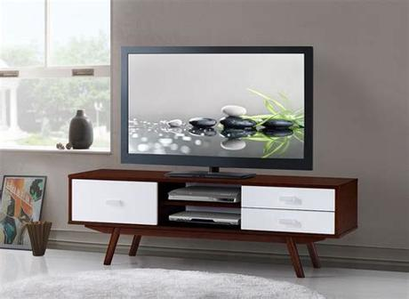 Nothing quite completes your living room like a stylish tv stand. 9 affordable TV stands worthy of your fancy new boob tube