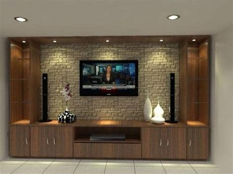 Nothing quite completes your living room like a stylish tv stand. Affordable Wooden Tv Stands Design Ideas With Storage 20 ...
