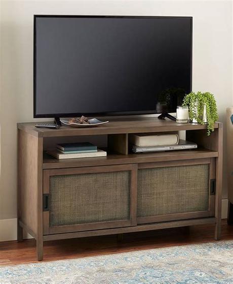 Shop for affordable tv stand at best buy. Maya Credenza #livingroom #furniture | Wooden tv stands ...