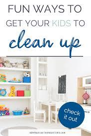 Here's how to get them to pitch in without here's how to get them to pitch in without putting up a fight. How To Get Kids To Clean Up After Themselves Chores For Kids Kids And Parenting Kids Cleaning