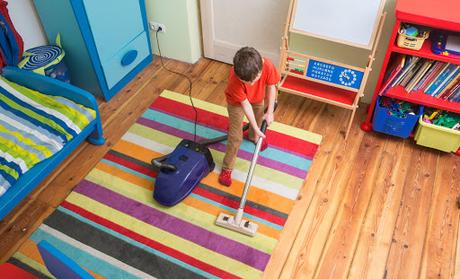 Your home isn't the only thing that could stand a little spring. How To Get Your Kids To Clean Their Rooms Bibs Business Magazine