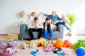 Several of the criteria for a depression diagnosis — hopelessness, fatigue, and lack of concentration — can all play a role in why your messy room is in the state it's in. Got Messy Kids How To Give Your Child An Organized Mindset The Sparefoot Blog