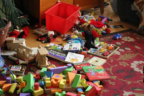 By removing the majority of the stuff in my boys' room, they have enjoyed playing more and clean up is a breeze. Your Child S Messy Room Is Your Fault Minimalist At Home