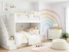 See more ideas about bedroom design, unicorn bedroom, dream rooms. Over The Rainbow Unicorn Decor For Kids Rooms Hgtv Personal Shopper Hgtv