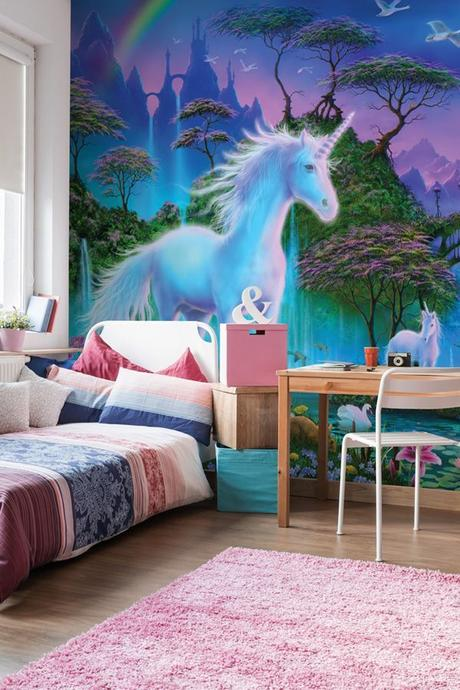 Trendy Kids Bedroom Ideas Take A Look At Some Of Them And Get Inspired Discover More Kids Room Unicorn Bedroom Decor Kids Bedroom Designs Unicorn Room Decor