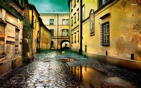 ❤ get the best streets wallpapers on wallpaperset. Download Rainy Street Wallpaper Gallery
