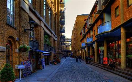 Download, share or upload your own one! London Streets HD Wallpaper | Background Image | 1920x1200 ...