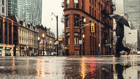London Street During Rain HD Images | HD Wallpapers