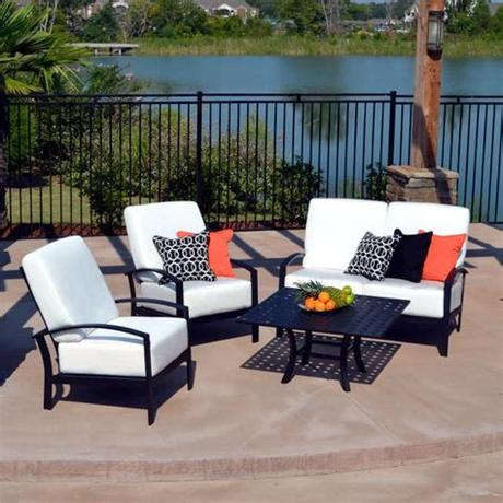 Home & patio offers a huge in stock selection or custom outdoor furniture choices. Outdoor Furniture San Antonio   Patio Furniture   Outdoor ...