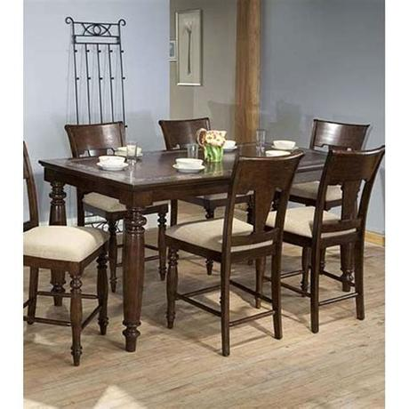 Apply the finishing touches with outdoor decor items including rugs, fire pits, fountains and more, and design your patio and garden space exactly how you had imagined. San Antonio Counter Height Dining Room Set ECI Furniture ...