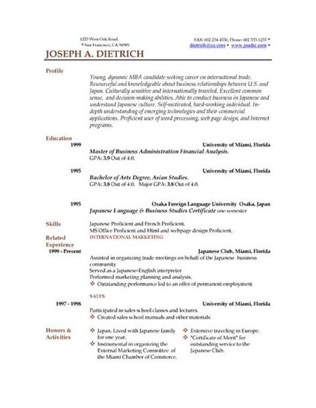 Free resume templates that download in word. Free Resume Template Downloads | EasyJob