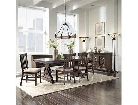 Art van furniture to open store in muncie, indiana. St. Claire Dining Table | Art Van Home | Pine dining table