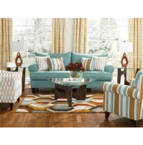 They provide furniture for kids and teens as well as the rest of the home. Naples Collection | Fabric Furniture Sets | Living Rooms ...