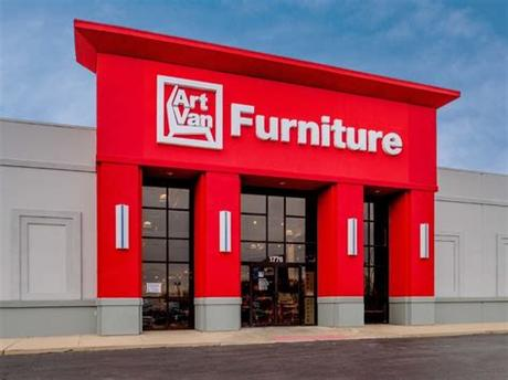 Overstocks, one of a kinds and. Art Van Furniture Store Conversions - KAI Enterprises