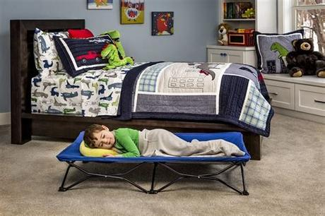 The best toddler travel beds to buy. Travel with Toddlers and Preschoolers: Regalo My Cot ...