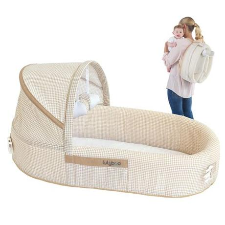 Hiccapop inflatable toddler travel bed with best travel bed rails for toddlers. Best Travel Beds for Babies - HomesFeed