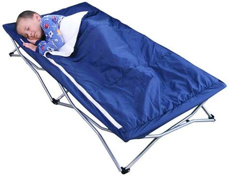 Portable toddler beds are great for travel! 6 Travel Beds For Toddlers & Kids