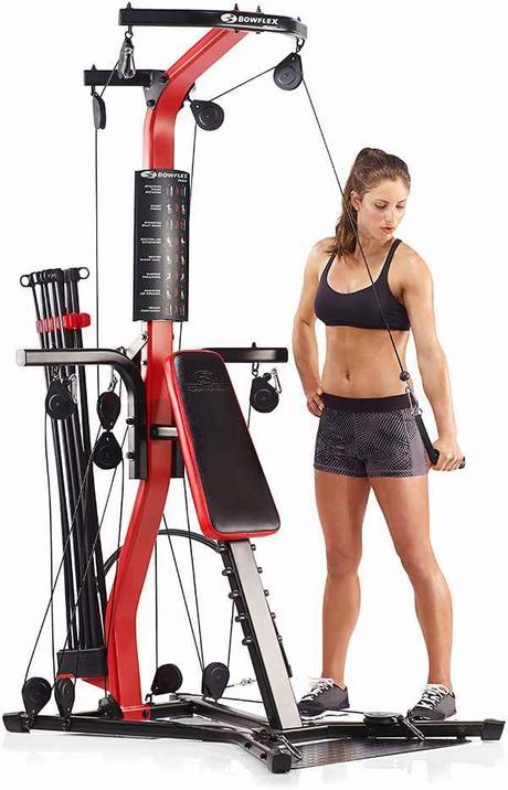 Bowflex PR3000 Compact Home Gym