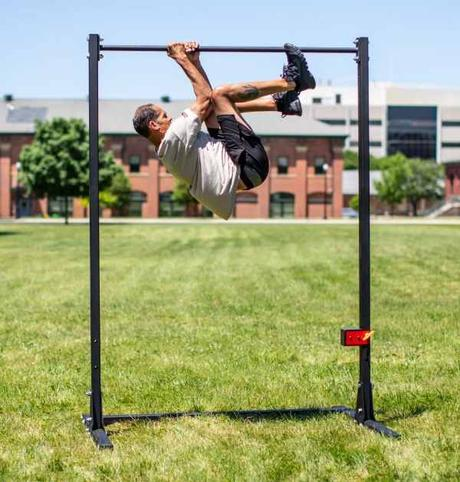Rogue Outdoor Pull Up Stand