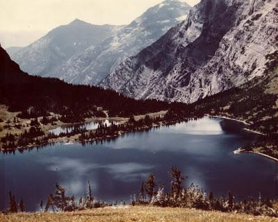 GLACIER NATIONAL PARK, Montana: A Place to Renew Your Spirit by Caroline Arnold at The Intrepid Tourist