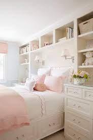 Notice the shiplap detail how it wraps into the open shelving. Kids Bedroom Built Ins Design Ideas