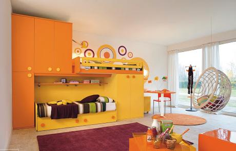 35 bathrooms, 412 doors, 147 windows, 28 fireplaces, 8 staircases, and 3 elevators. Modern Kid S Bedroom Design Ideas