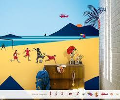 Browse our selection of kids room art prints and find the perfect design for you—created by our community of independent artists. Kids World Wall Stencils For Your Kids Asian Paints