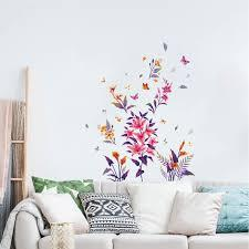 They get kicked and splattered with food and subjected to more indignities than one can ever imagine. Asian Paints Wall Ons Rainforest Botanical Decal Peel And Stick Wall Sticker