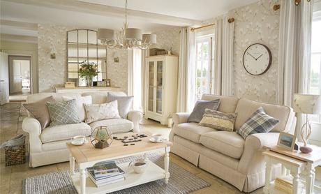Laura Ashley Natural By Design Living Room Scandinavian Living Room London By Laura Ashley Uk Houzz Au