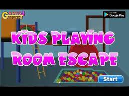 Gfg kids play room escape walkthrough geniefungamesoriginal game: Kids Playing Room Escape Youtube
